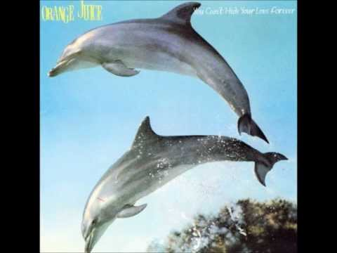 Orange Juice - Consolation Prize (album version)