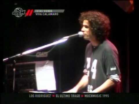 Andr�s Calamaro - El �ltimo Trago -Andres Calamaro & Los Rodriguez- En vivo Gran Rex 1995
