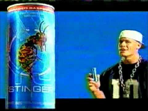 John Cena - Yj Stinger Commercial 3