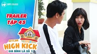 Gia đình là số 1 sitcom | trailer tập 45: Cô Diệu Hiền bất ngờ từ chối đi chơi với thầy giáo Phúc