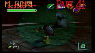 Let's play The Legend of Zelda: Ocarina of Time Part 41: Romance for Necrophiliacs.