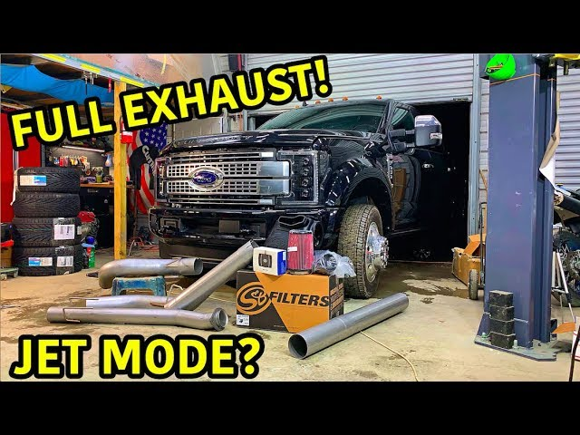 Rebuilding A Wrecked 2019 Ford F-450 Platinum Part 12 thumbnail