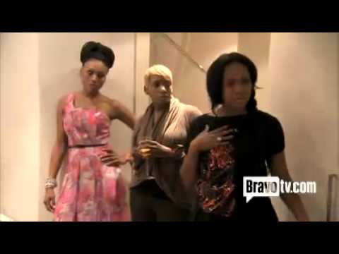 RHOA S4Ep12 - Sheree & Marlo FIGHT (Africa Trip) PREVIEW