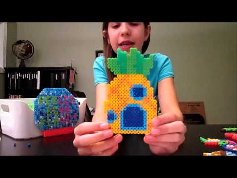 Perler Bead Creations December 2013