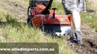 Rotary Hoe How to Buy a Quality Cultivator or Tiller With Confidence Watch This Rotary Hoe Perform