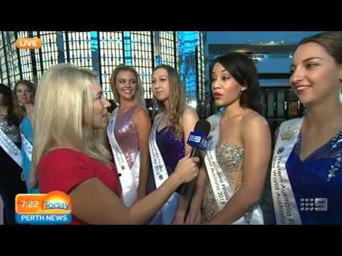 Miss World Australia WA State Finals Part 1 | Today Perth News