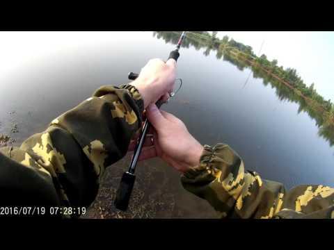 рыбалка на воблеры твичинг видео