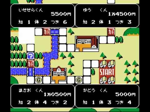 Bakushou!! Jinsei Gekijou Famicom