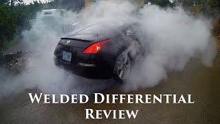 350Z OEM VLSD vs. Welded Diff Review
