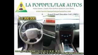 .:La Popular Autos:. - Jeep Grand Cherokee Full (2005)