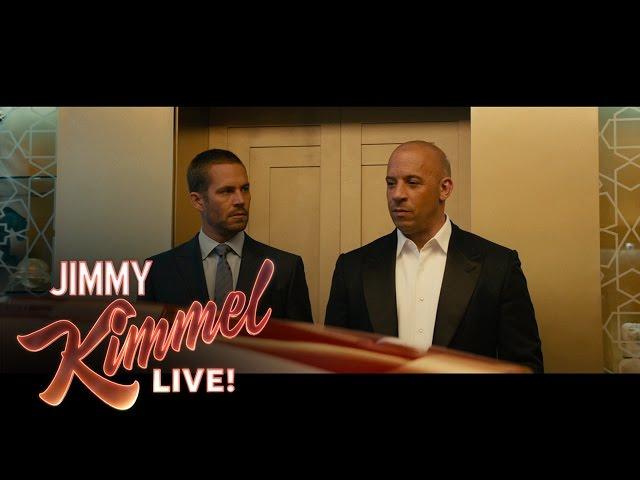 Vin Diesel Talks Furious 7