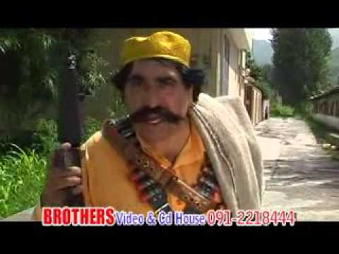 Pashto Drama - Kulkula Khan Part 1 - Ismail Shahid - Sayed Rahman Shino video
