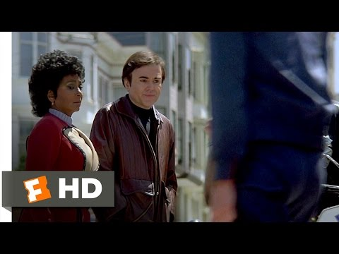 Star Trek 4: The Voyage Home (3/10) Movie CLIP - Nuclear Wessels (1986) HD