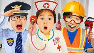 Boram Teaches Professions for Kids
