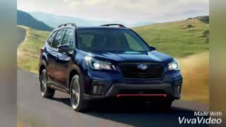 Subaru Forester SUV 2019. Best photos Collection