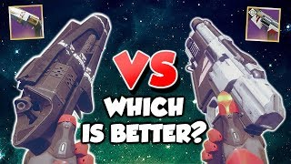 D.F.A. VS Midnight Coup! Which Is Better? [Destiny 2]