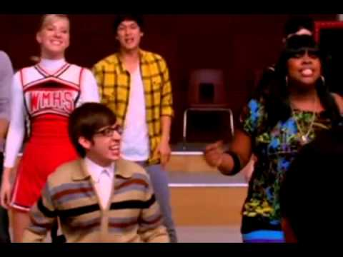 Glee Cast - Lean On Me