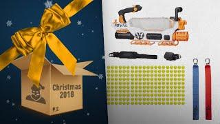 Hot New Nerf Blasters [ Prometheus MXVIII-20K] Gift Ideas / Countdown To Christmas 2018
