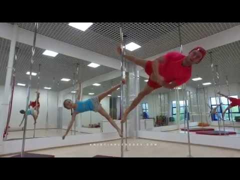 pole sport Kids 8 years old Russia