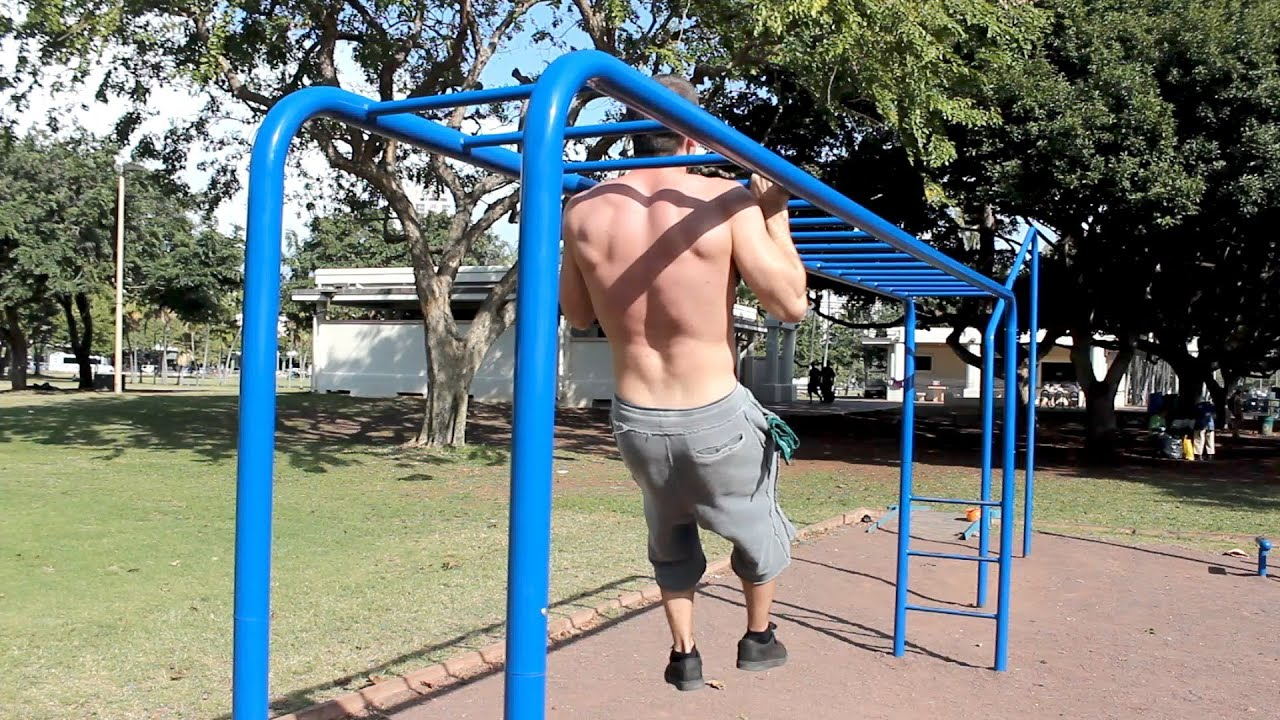 44 random places to do pull up and dip variations no excuses