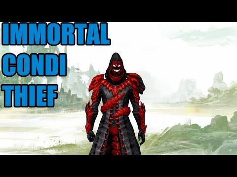 Koroshi - Immortal Condition Burst Thief Build video