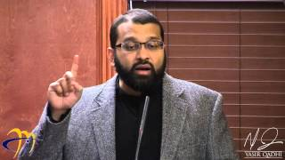 Khutbah: Duas during distress and Reflections on the UNC shootings - Yasir Qadhi 2-13-15