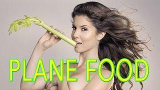 PLANE FOOD!!!!