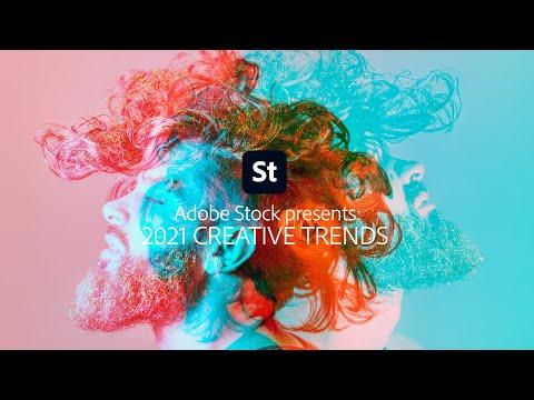 Tendencias creativas para 2021, según Adobe Stock