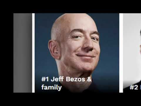Has the laugh of Jeff Bezos changed as he got rich?