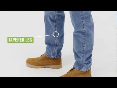 Video: Men's Men's Relaxed Fit Jean
