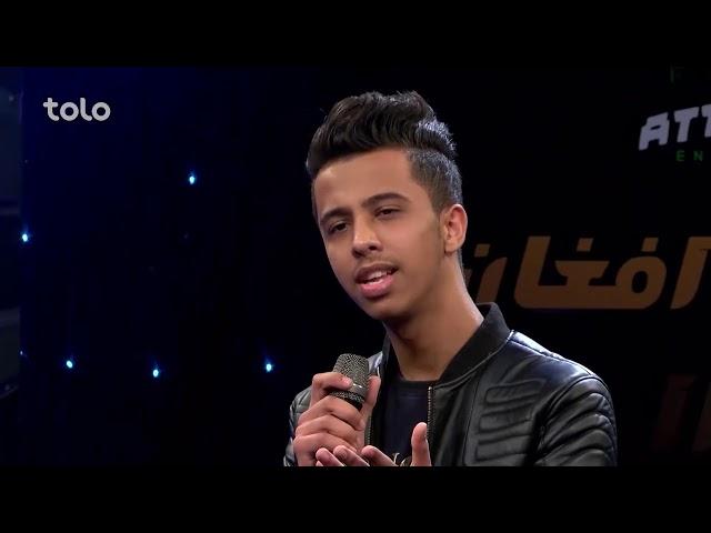 منصور جلال - وای آن دل - مرحله ۲۴ بهترین / Mansor Jalal - Way An Del - Top 24