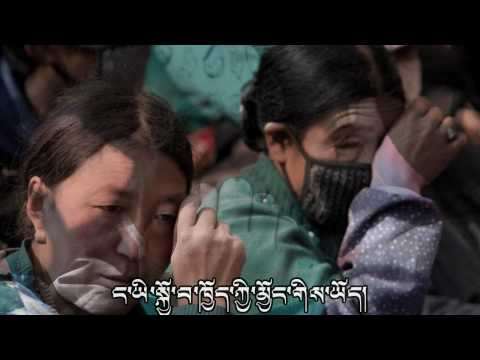 Tibetan Song dedicated to the victims of Earthquake in Tibet_RIGZIN DOLMA