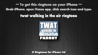 A Twat Is On The Phone Ringtone