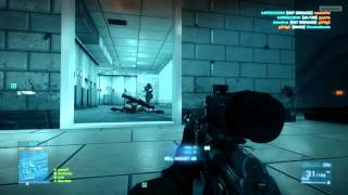 Battlefield 3 Beta Gameplay - Operation Metro (Ultra settings)