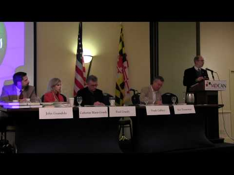 MDCAN Shariah Law Panel Part 2 of 7