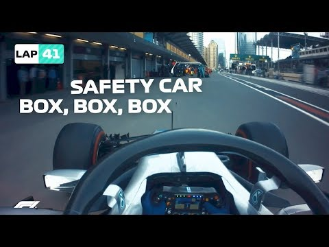 Inside Story Of How Mercedes Won The 2018 Azerbaijan Grand Prix