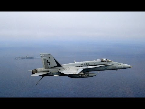 FA-18 Hornet (Evasive Maneuvers)
