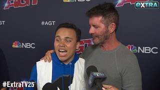 Simon Cowell Says Kodi Lee's 'AGT' Performance Left Him 'Slightly Speechless'