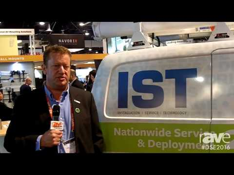 DSE 2016: IST Offers Nationwide Installations, Structured Cabling, Project Management and More for D