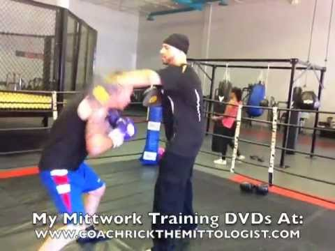 Coach Rick: Day 2 Boxing Focus Mitt Training Australia Amateur Boxer / Mayweather Padwork Drills Image 1