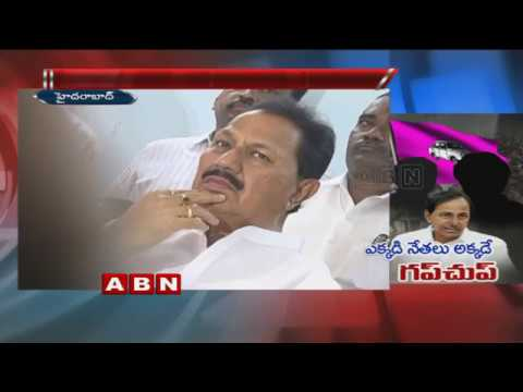 TRS May Shut Door on D Srinivas for Anti Party Acts, Bhupathi Reddy Next On list | ABN Telugu