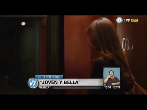 """Visión 7 - """"Joven y bella"""". entre los estrenos de cine"""