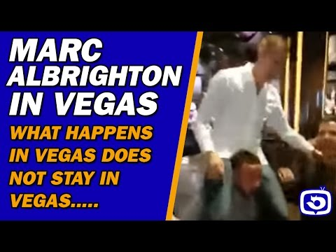 Marc Albrighton in Vegas Dilly Ding