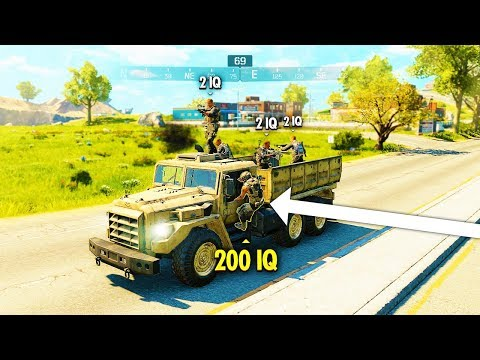 Kidnapping an ENTIRE squad... (Blackout WTF & Funny Moments #167)