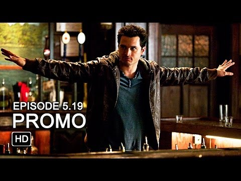 The Vampire Diaries 5x19 Promo - Man On Fire [hd] video
