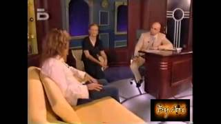 David Coverdale in Slavi Show interview 13 06 2003   Bulgaria Part 1 By Ari