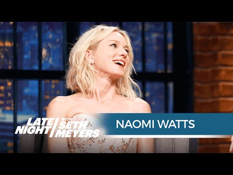 Naomi Watts Talks Playing a Villain in Allegiant