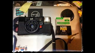 Reviewing an Olympus C-AF Film Camera pt1 and A channel update