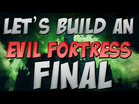 Let's Build: Evil Fortress #11