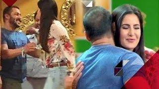 OMG! Salman Khan SPENDS 2 Hours In Katrina Kaif's Vanity Van   Bollywood Gossip